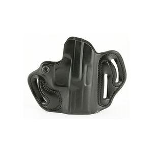 DeSantis Speed Scabbard Belt Holster Fits VP9SK Right Hand Leather Black