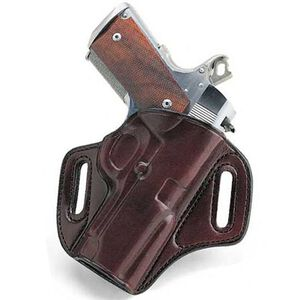 Galco Concealable Belt Holster SIG Sauer P220/P226 With Rail Right Hand Leather Brown CON248H