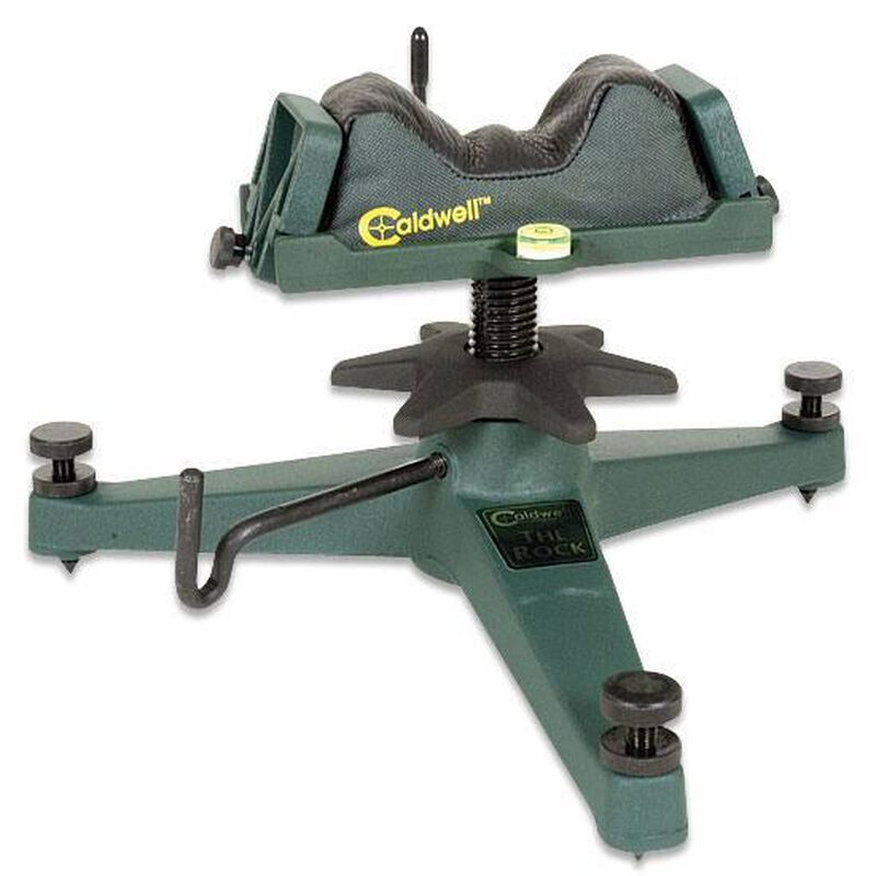 Caldwell Rock Front Rest Deluxe Free Front Bag Included