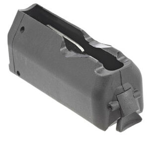 Ruger American Rifle 4 Round Magazine Short Action .22-250 Remington Polymer Black