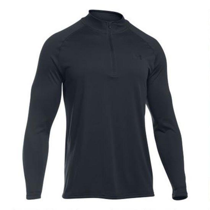 Under Armour Men's Tech 1/4 Zip L/S Shirt 2XL Black