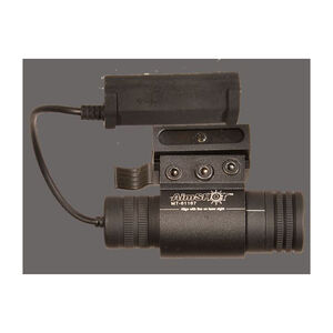 AimShot Infrared Laser with Quick Release Rail Mount and Rail Mounted Pressure Switch
