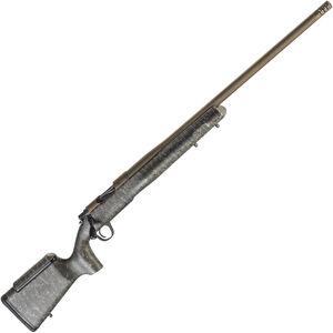 "Christensen Arms Mesa LR 6.5 PRC Bolt Action Rifle 26"" Threaded Barrel 3 Rounds Carbon Fiber Composite Long Range Stock Burnt Bronze Cerakote Finish"