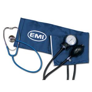 EMI Procuff Sphygmomanometer Blood Pressure Cuff Blue