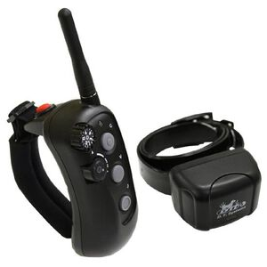 D.T. Systems R.A.P.T. 1400 Professional Dog Training System 1 to 3 Dogs Black RAPT1400