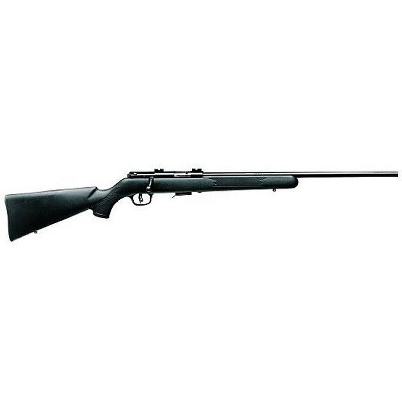 """Savage 17 Series 93R17 F Bolt Action Rifle .17 HMR 21"""" Barrel 5 Rounds Synthetic Stock Blued Finish 96709"""