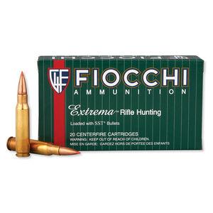 Fiocchi .308 Win Ammunition 180 Grain Hornady SST Polymer Tip BT 2570 fps