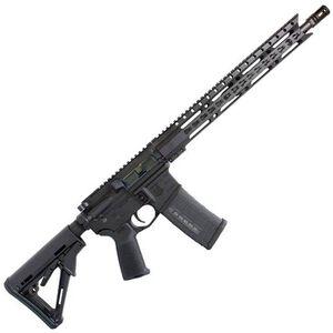 "Diamondback Firearms DB15EB AR-15 Semi Auto Rifle 5.56 NATO 30 Rounds 16"" Barrel Key-Mod Handguard Collapsible Stock Black"