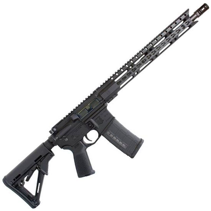 "Diamondback Firearms DB15EB AR-15 Semi Auto Rifle 5.56 NATO 30 Rounds 16"" Barrel Key-Mod Handguard Collapsible Stock Black"