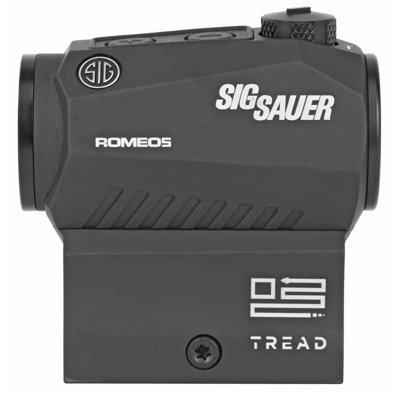SIG Sauer Romeo5 TREAD Compact Red Dot Sight 2 MOA Red Dot Reticle