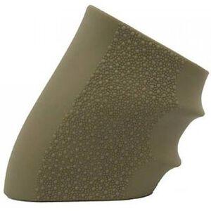 Hogue HandAll Universal Slip On Grip Fullsize Semi Automatic Rubber OD Green