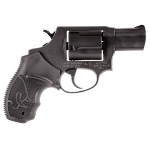 "Taurus 905 Double Action Revolver 9mm Luger 2"" Barrel 5 Rounds Fixed Front Sight/Fixed Rear Sight Spurred Hammer Soft Rubber Grip Matte Black Finish"