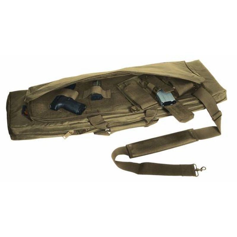 "US Peacekeeper Products Discreet Tactical Rifle/Shotgun Case 42"" Nylon Tan P40042"