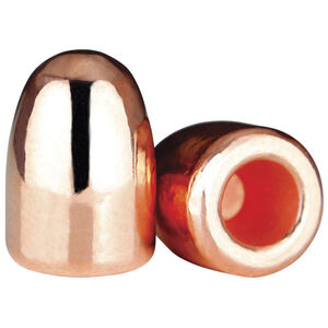 """Berry's Manufacturing .45 ACP Caliber .452"""" Diameter 185 Grain Hollow Base Round Nose 250 Count"""