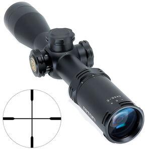 Riton RT-S Mod 5 Gen 2 3-9x40 Riflescope Non-Illuminated Duplex Reticle 30mm Tube .25 Inch Per Click 6061-T6 Aluminum Second Focal Plane Adjustable Parallax Matte Black