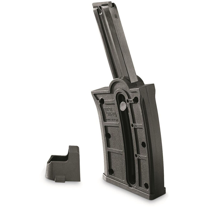 ProMag Mossberg 715T Magazine  22 LR 25 Rounds Steel/Polymer Blued MOS-A1