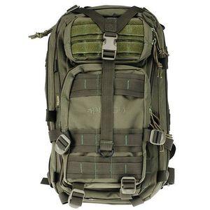 """ModGear Tracker Three Day Assault Pack O.D. Green Drago Gear 18x10.5x5"""" Three Day Assault Pack"""