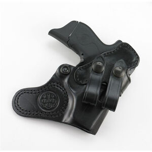 Beretta Pico Inner Piece IWB Holster Right Hand Leather Black