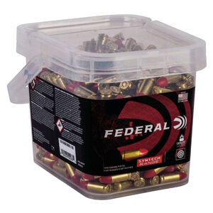 Federal Syntech Action Pistol .45 ACP Ammunition 230 Grains TSJFN 775fps