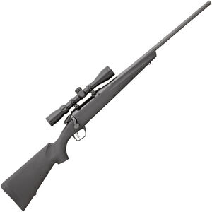 "Remington 783 Bolt Action Rifle .308 Win 20"" Barrel 4 Rounds with 3-9x40mm Scope Free Float Synthetic Stock Black Matte Blue Finish 85853"
