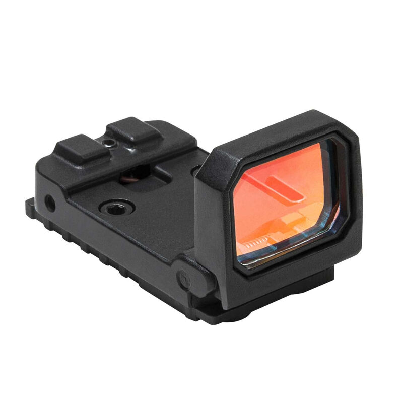NcStar FlipDot Folding Reflex Sight w/RMR Mount Black