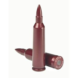 A-Zoom Precision Metal Snap Caps .22-250 Remington Aluminum 2 Pack 12254
