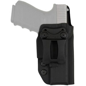 """Comp-Tac Infidel Max Holster S&W M&P Compact 9mm/.40/.45 with 3"""" Barrel IWB Right Handed Kydex Black"""