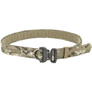 Eagle Industries Operator Gun Belt Cobra Buckle w/D-Ring Attachment Two Rows of Molle Large Multicam