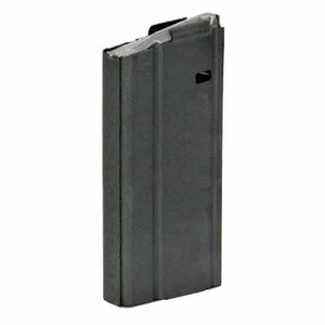 ArmaLite Gen II AR-10 Magazine .308 Win/7.62 NATO 25 Rounds Steel Parkerized Finish 10607003