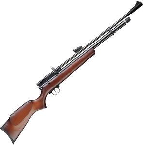 Beeman Chief II PCP Bolt Action Air Rifle .177 Caliber 1000fps Wood Stock Black