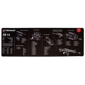 """TekMat Ultra Premium Gun Cleaning Armorer's Mat for AR15 15""""x44"""""""
