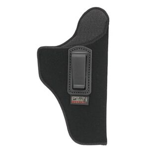 """Uncle Mike's Inside-the-Pants Holster Large-Frame Autos 4-1/2"""" to 5"""" Barrels Size 5 Right Hand Open Nylon Black"""