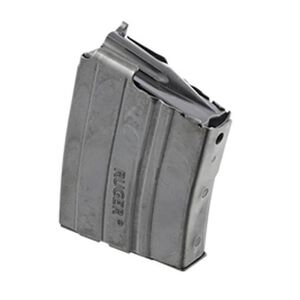 Ruger Mini-30 Magazine 7.62x39 10 Rounds Steel Black