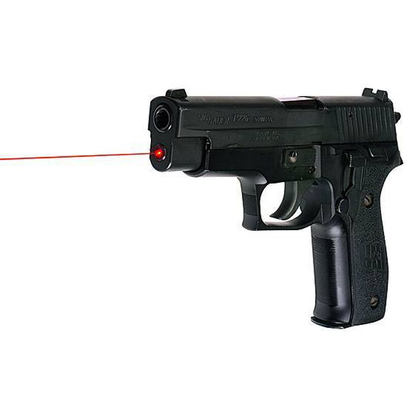 LaserMax SIG Sauer P226  40 S&W/ 357 SIG Red Guide Rod Laser Sight