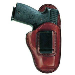 Professional Inside-the-Pants Holster Beretta 20 21 Bobcat & 3032 Tomcat Size 7 Right Hand Leather Tan