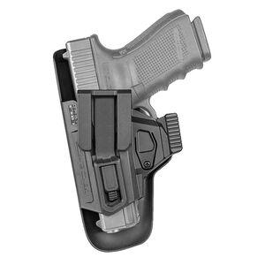 "FAB Defense Scorpus Covert IWB Holster Multiple Handguns Left Hand Up to 1.75"" Belts Polymer Black"