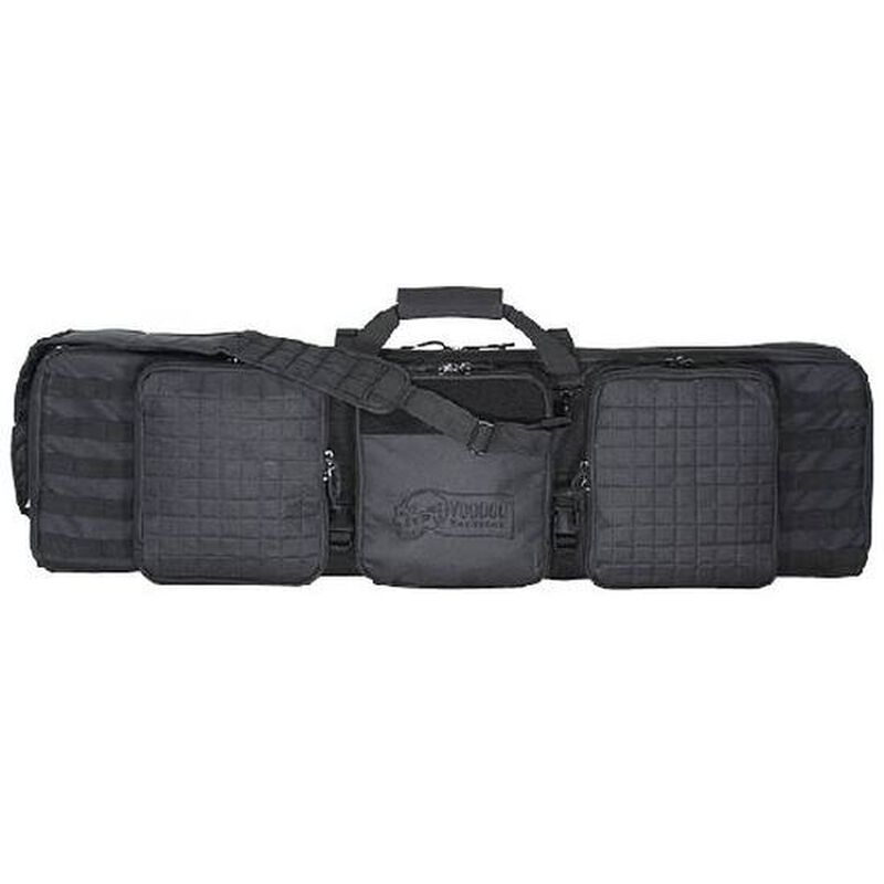Voodoo 42 Inch Deluxe Padded Weapon Case Black