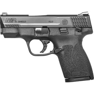 "S&W M&P45 Shield .45 ACP Semi Auto Pistol 7 Rounds 3.3"" Barrel with Safety Polymer Black 180022"