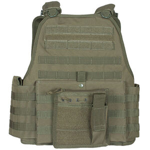 Fox Outdoor Big & Tall Vital Plate Carrier Vest Olive Drab