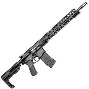 "POF USA Renegade Plus Semi Auto Rifle .300 AAC Blackout 16.5"" Barrel 30 Rounds Direct Gas Impingement System M-LOK Rail Matte Black Finish"