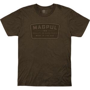 MagPul Go Bang Parts Cotton T-Shirt Large 100% Cotton Brown