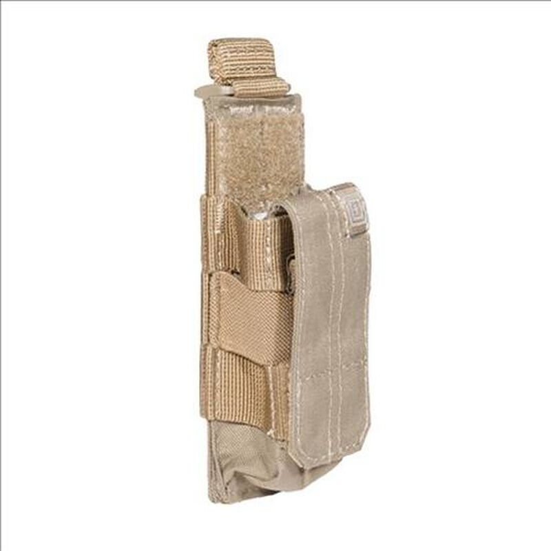5.11 Tactical Single Pistol Bungee/Cover Sandstone 56154