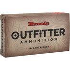 Hornady Outfitter 6.5 Creedmoor Ammunition 20 Rounds GMX 120 Grains