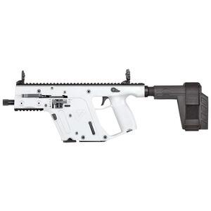 "Kriss USA Kriss Vector 22 SDP-SB .22 Long Rifle Semi Auto Pistol 6.5"" Barrel 10 Rounds Pistol Stabilizing Brace Alpine White"