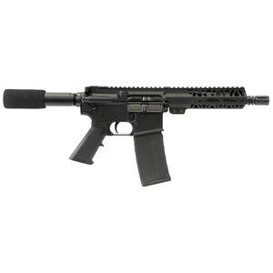 "Talon Armament Tengu TAR-15 5.56 NATO Semi Auto Pistol 7.5"" Barrel 30 Rounds 7"" Free Float Talon M-LOK Hand Guard Pistol Buffer Tube Matte Black"