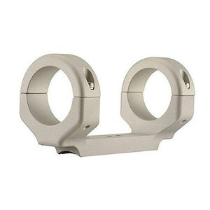 """DNZ Products Game Reaper Thompson/Center Encore and Omega One Piece Scope Mount Medium 1"""" Tube Aluminum Silver 10005"""