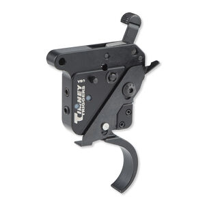 Timney Triggers Remington 700 Trigger w/ Safety 1.5-4 lb Adjustable Pull Weight Steel/Aluminum Black
