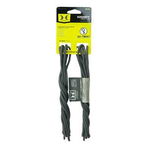 """Hawk Rubber Wire Handy Twist-Tie 16"""" Ea 10 Pack"""