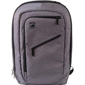 Guard Dog ProShield Smart Bulletproof Backpack with Charging Bank Level IIIA Nylon Grey BPGDPS100GR