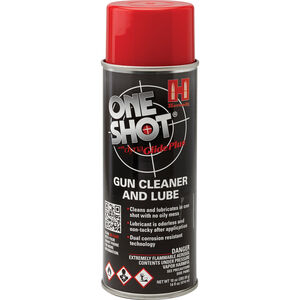 Hornady One Shot Gun Cleaner with Dyna Glide Plus 10 Oz Aerosol Can 99901